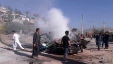 Bomb and gun attacks in Afghan capital Kabul kill three, officials say