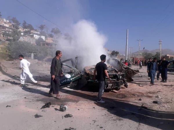 أفغانستان.. قتلى وجرحى في انفجار سيارة جنوب كابول