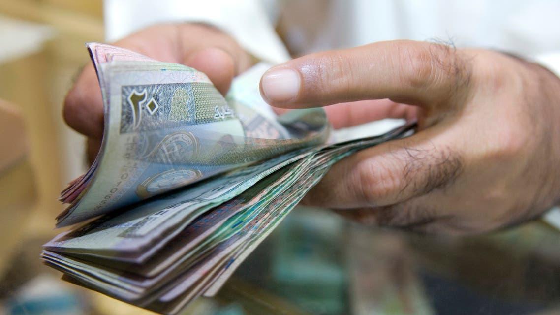 Kuwait dinars in a money exchange shop in Kuwait City. (File photo: Reuters)
