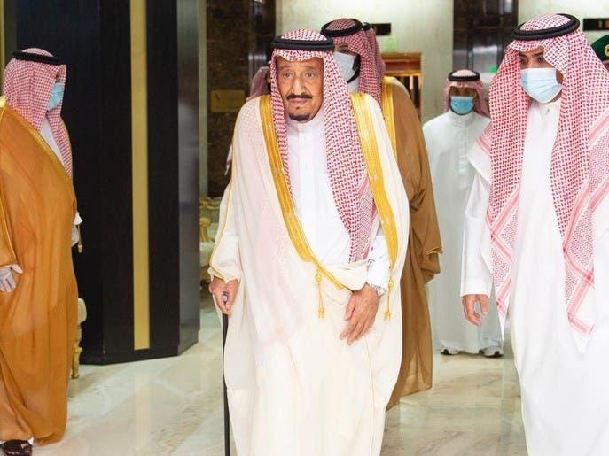 پادشاه سعودی از بیمارستان مرخص شد