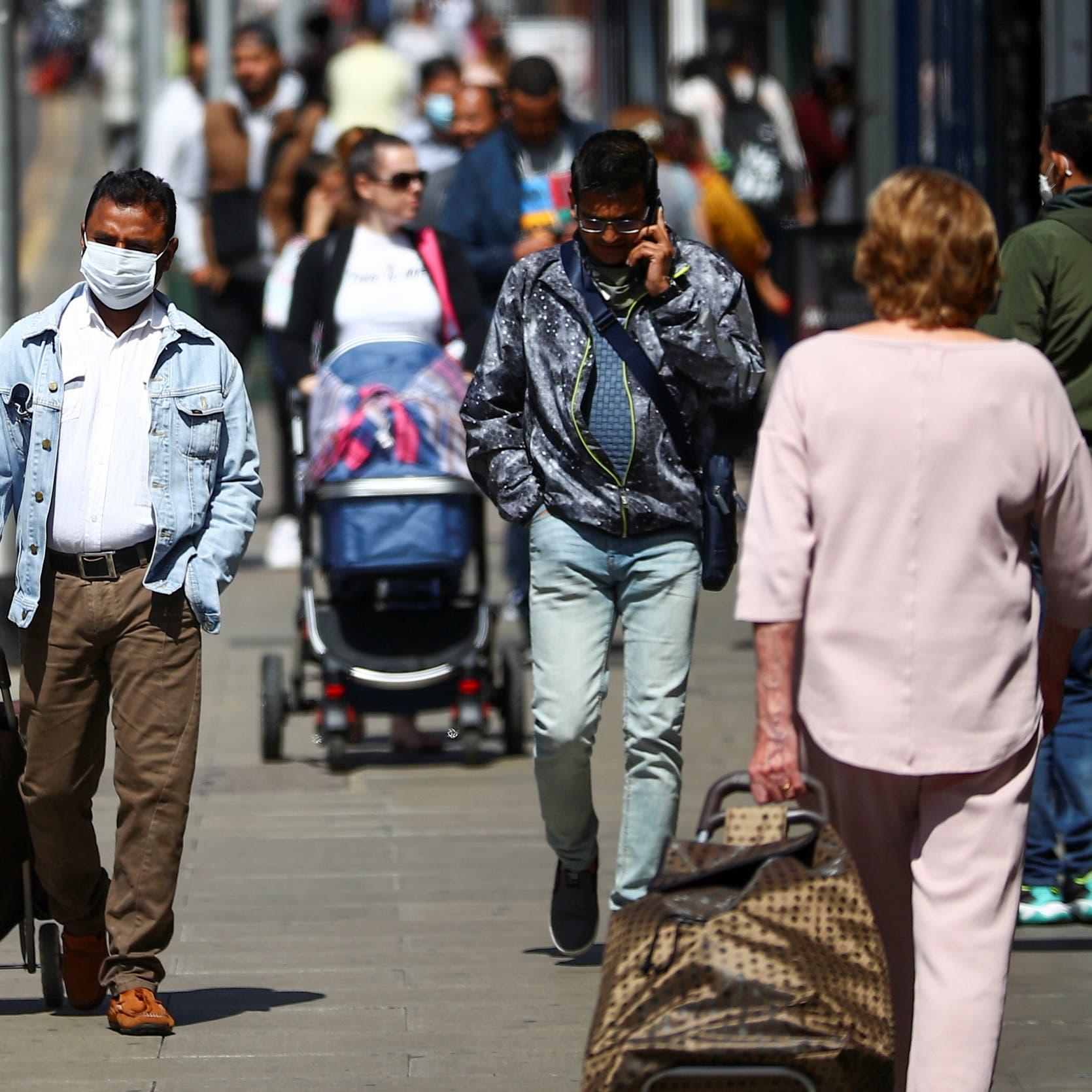 إمبريال كوليدج: 13% من سكان لندن أصيبوا بكورونا
