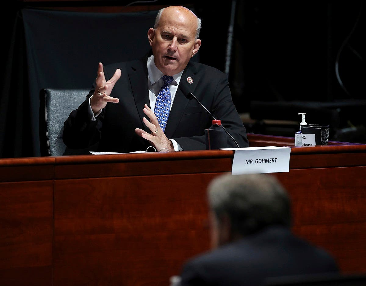 Rep. Louie Gohmert, R-Texas, questions Attorney General William Barr during a House Judiciary Committee hearing on the oversight of the Department of Justice on Capitol Hill on July 28, 2020 in Washington. (File photo: AP)
