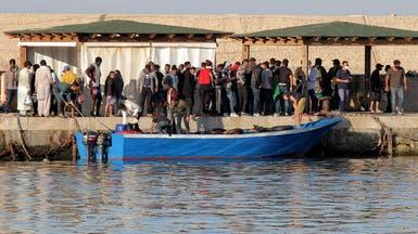 إيطاليا: تدفق استثنائي للمهاجرين بسبب أزمة كورونا