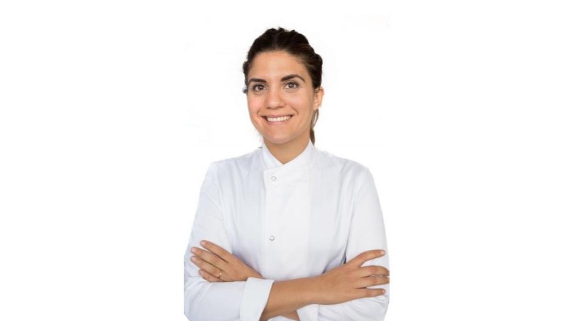Saudi Arabian Chef Mayada Badr. (Twitter)