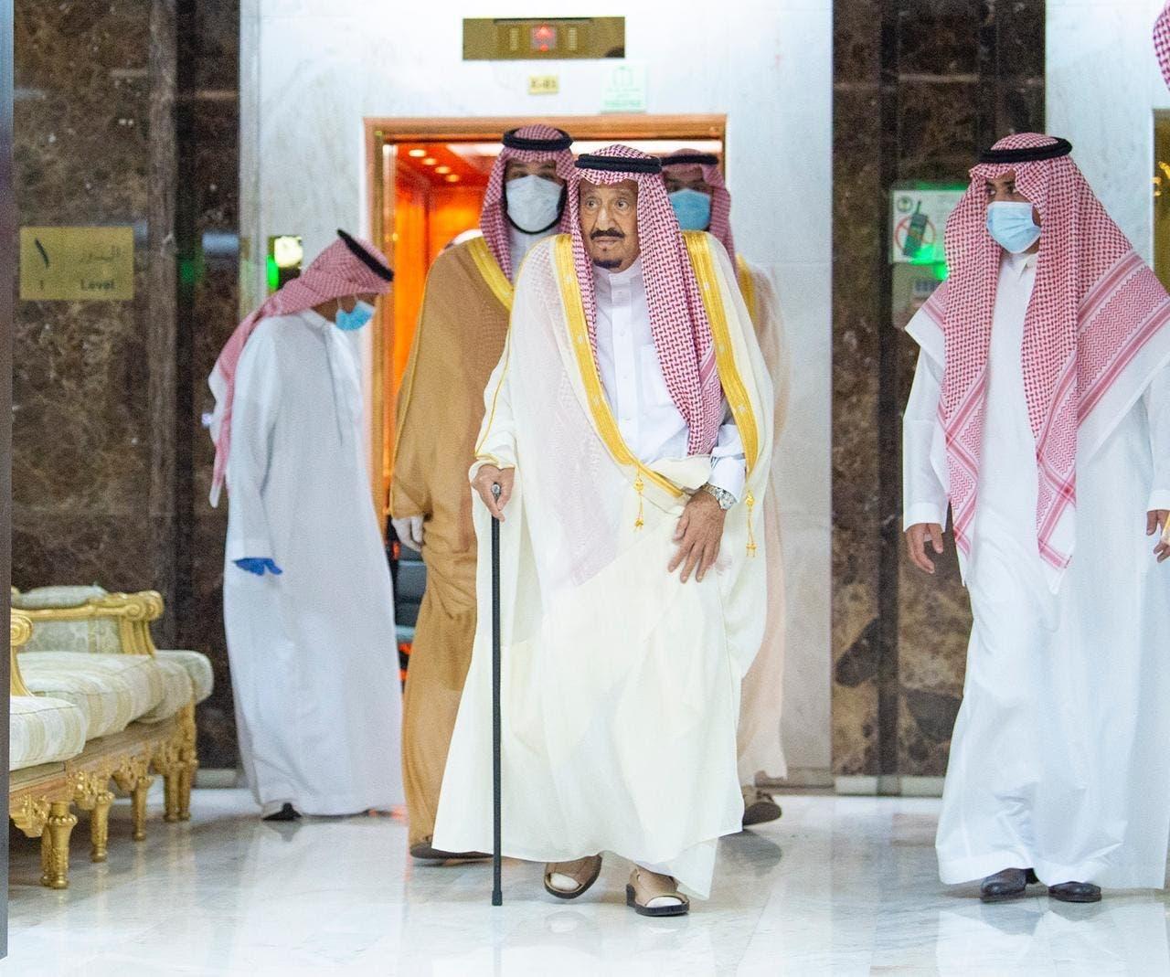 خادمالحرمين الشريفينالملك سلمان بن عبد العزيز