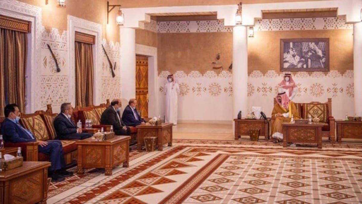 Saudi Arabia's Vice Defense Minister calls on Yemenis to accelerate Riyadh Agreement thumbnail