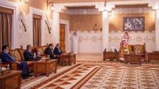 Saudi Arabia's Vice Defense Minister calls on Yemenis to accelerate Riyadh Agreement