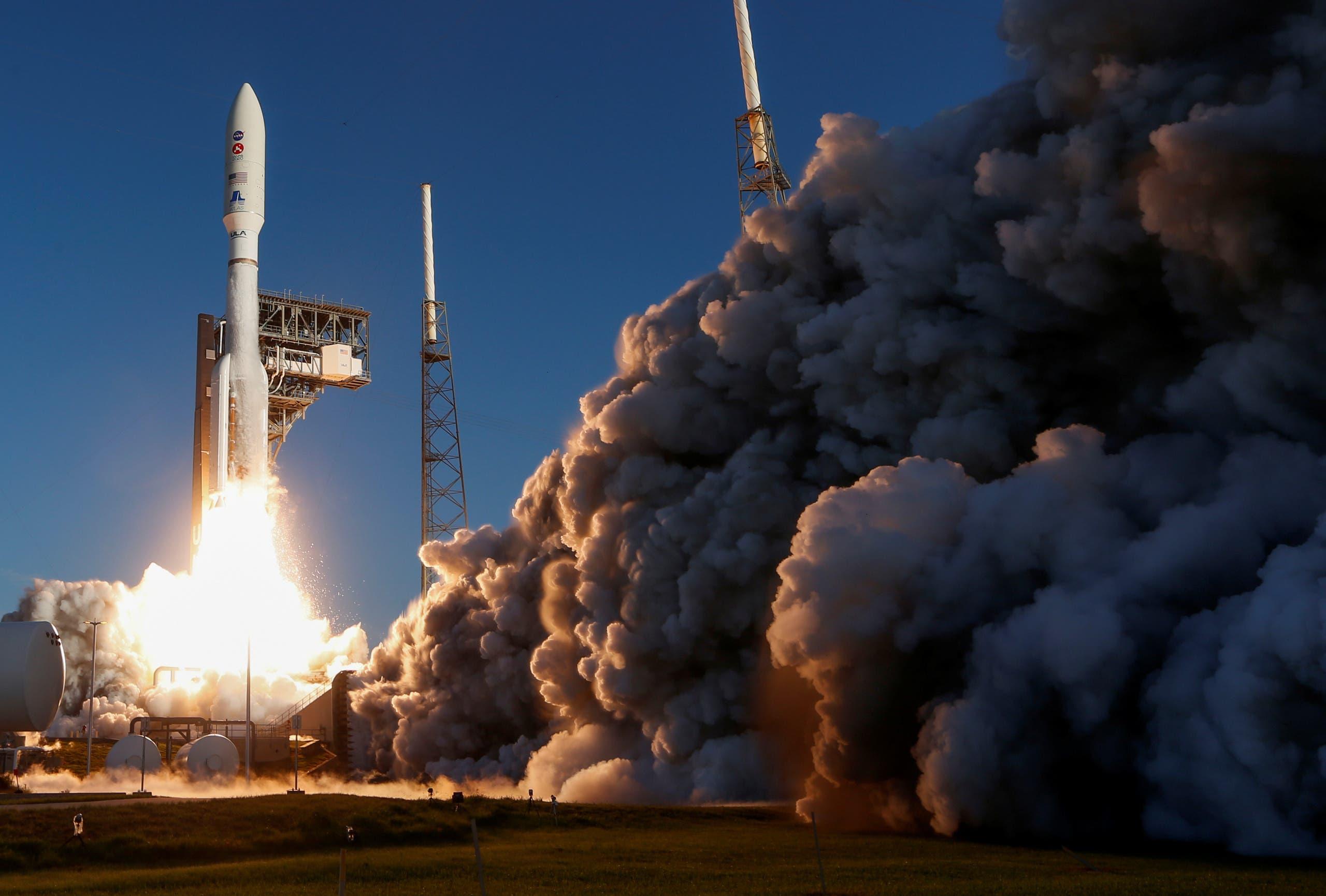 """إطلاق المركبة الفضائية """"مارس 2020"""""""