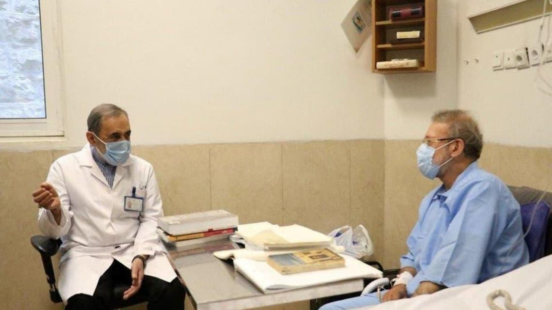 Iran: Ali larijani infected by Coronavirus
