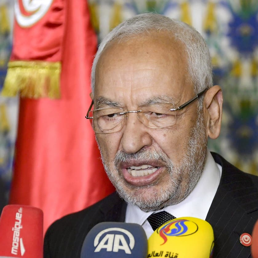 Tunisian Parliament Speaker Rached Ghannouchi accuses president of coup