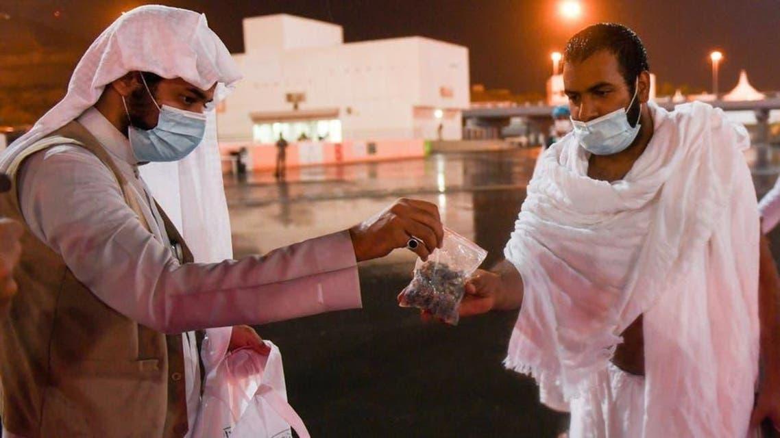 KSA: Hajj season, senetized Stoned Provided to Pilgrims