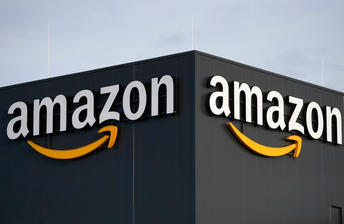 The Amazon distribution center in Moenchengladbach, western Germany. (File photo: AFP)