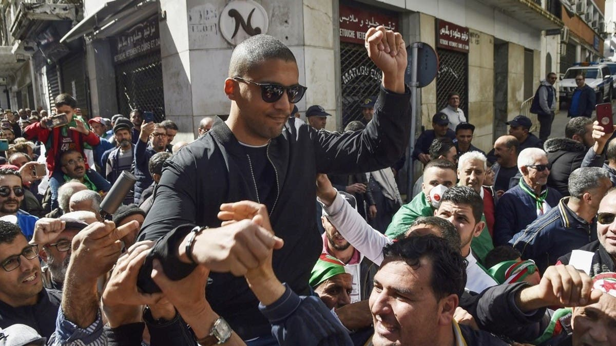 Rights groups urge release of Algerian journalist thumbnail