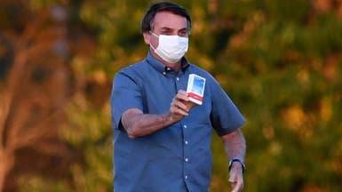 اتهام رئيس البرازيل بادعاء إصابته بكورونا لترويج دواء معيّن