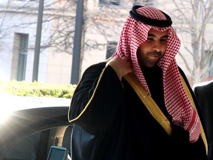 خالد بن سلمان: السعودية تقدر دور هادي والمجلس الانتقالي الإيجابي