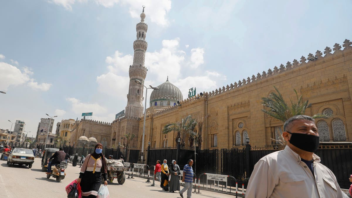 Coronavirus: Egypt to allow wedding ceremonies, cultural events in open-air venues thumbnail