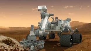 پرتاب مریخ نورد «پشتکار» به سوی سیاره سرخ