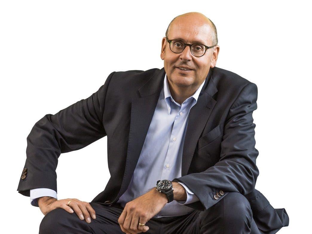 مايكل إناكر، المدير التنفيذي لشركة WMP للعلاقات العامة