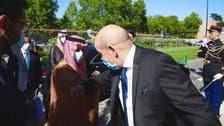 سعودی وزیر خارجہ کی اپنے فرانسیسی ہم منصب سے ملاقات، خطے کی صورت حال پر بات چیت