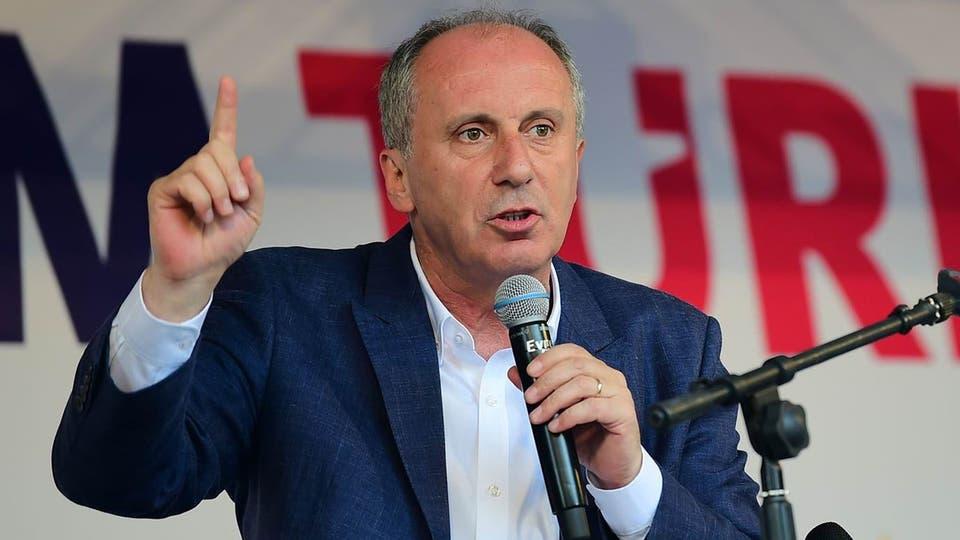 معارض تركي بارز لأردوغان يستعد لإعلان حزب جديد