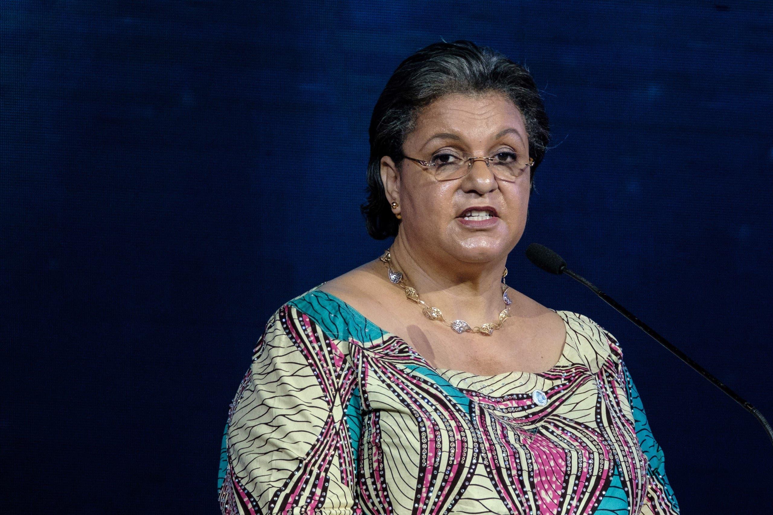وزيرة خارجية غانا السابقة حنا تيته