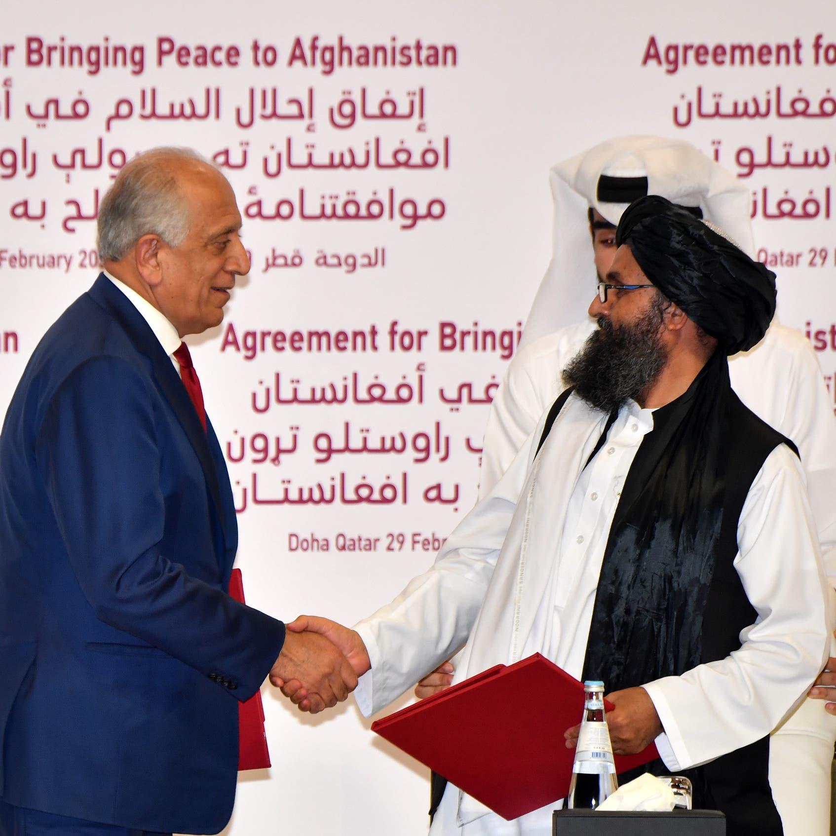 تقرير: هجمات طالبان تضاعفت منذ توقيع الاتفاق مع واشنطن
