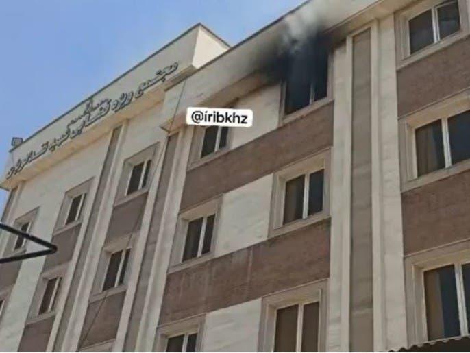 حرائق إيران الغامضة.. نيران بمجمع قضائي في الأهواز