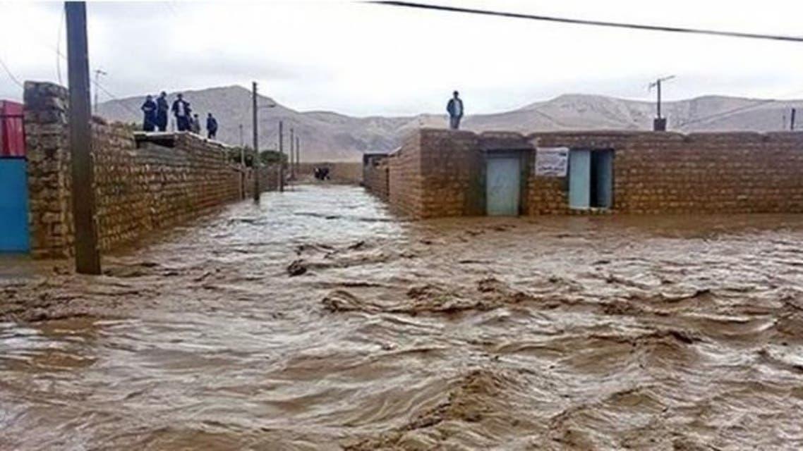 16 در در اثر سیلابها در ننگرهار افغانستان جان باختند