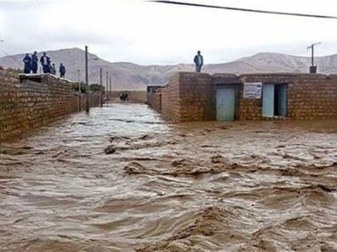16 تن در اثر سیلابها در ننگرهار افغانستان جان باختند