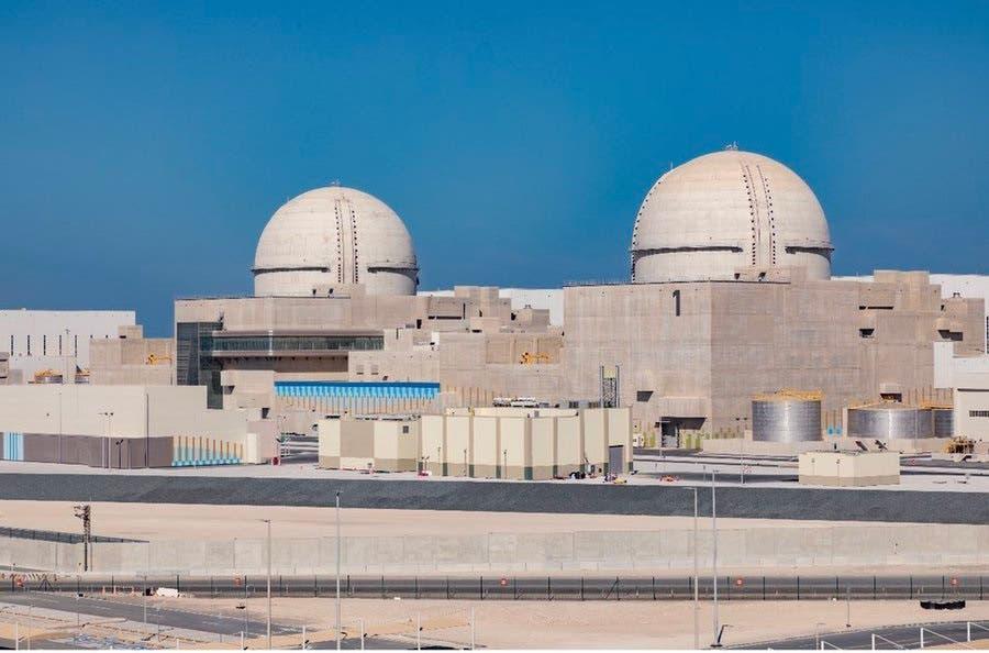 محطات براكة للطاقة النووية بأبوظبي