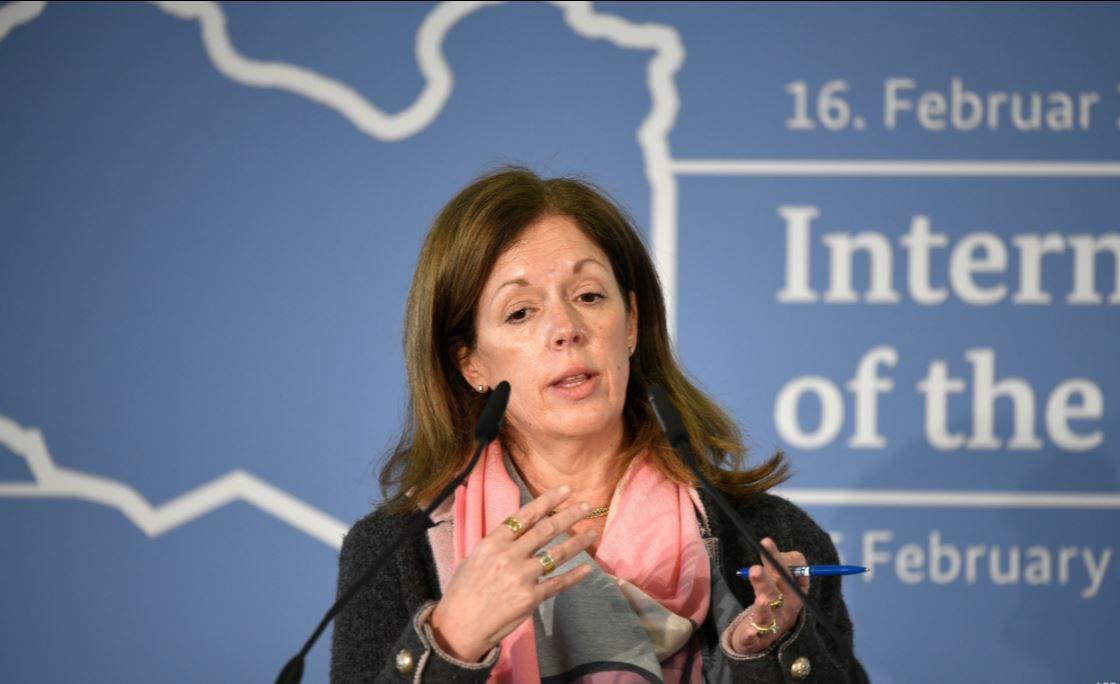 المبعوثة الأممية إلى ليبيا بالإنابة ستيفاني ويليامز