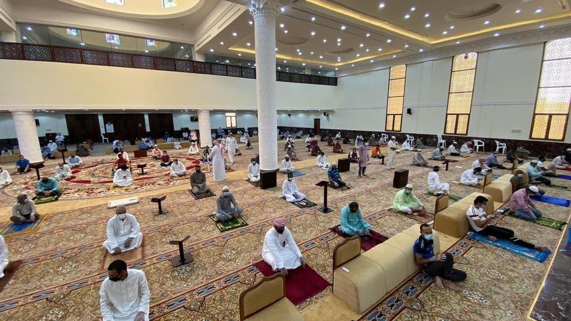 سعودی عرب میں عید کی نماز