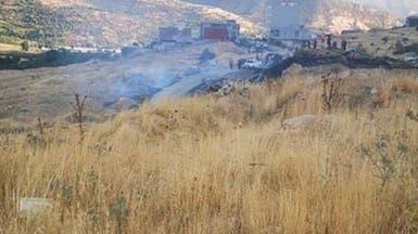 طائرات تركية تقصف مركبة بمحافظة دهوك