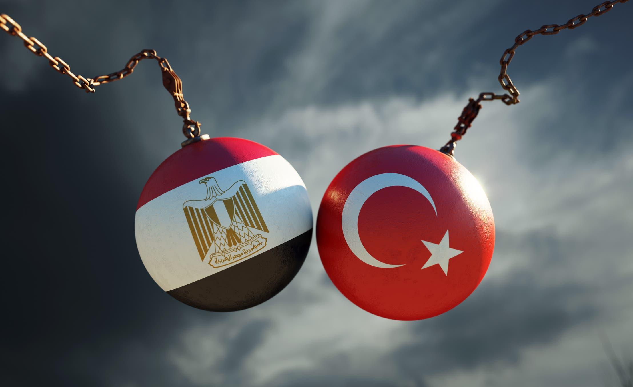 الأزمة مستمرة بين أنقرة والقاهرة بسبب إيوء عناصر الجماعة المحظورة في مصر