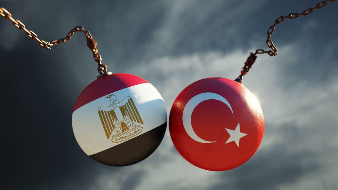 تركيا مصر