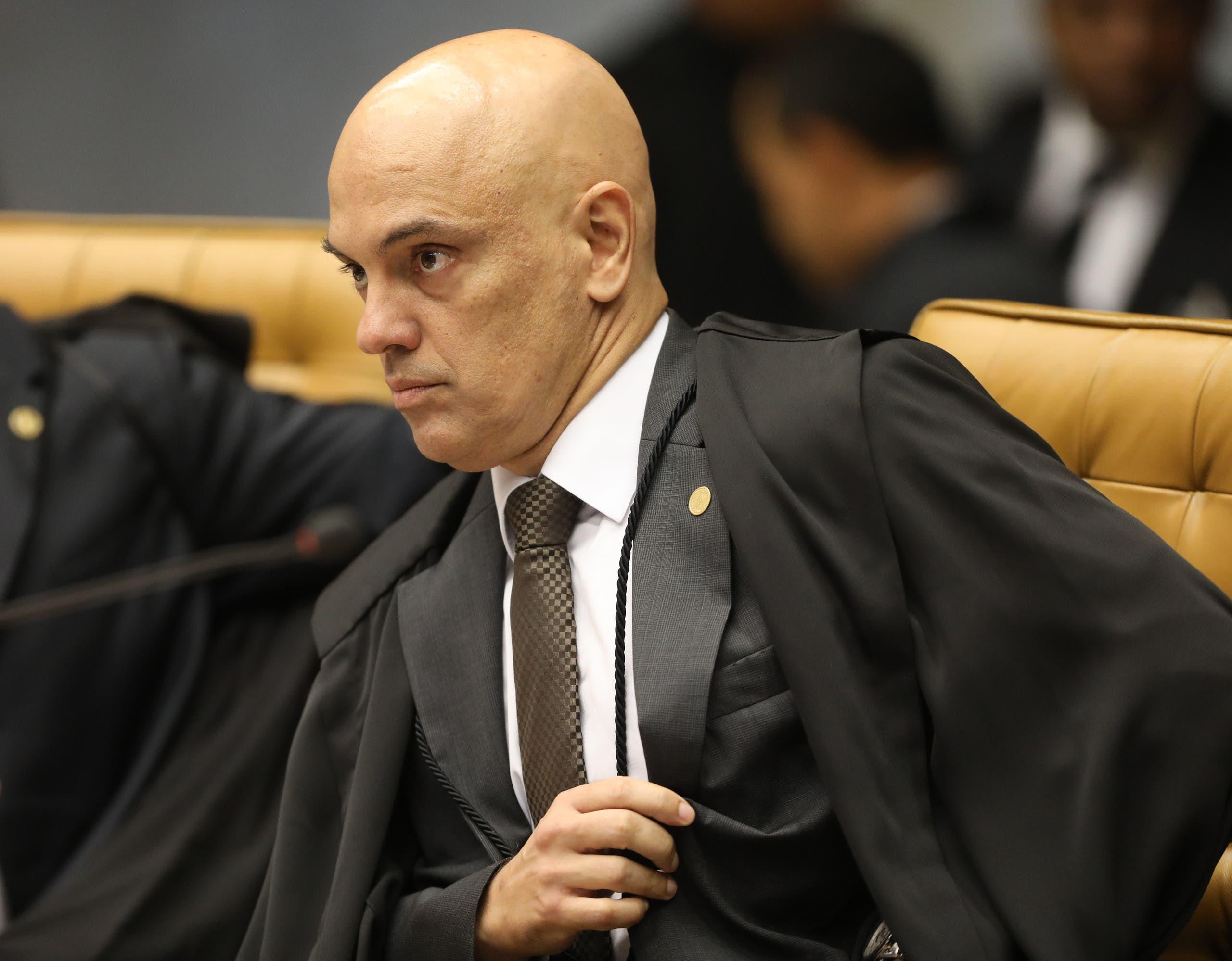 القاضي ألكسندر دي مورايس