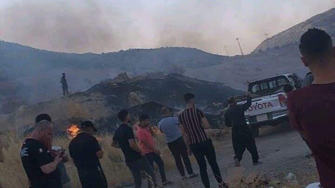 Turkey attacked Kurrdistan
