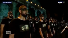 Twitter storm: Lebanon censorship row as revolutionary lyrics swapped for 'la la la'