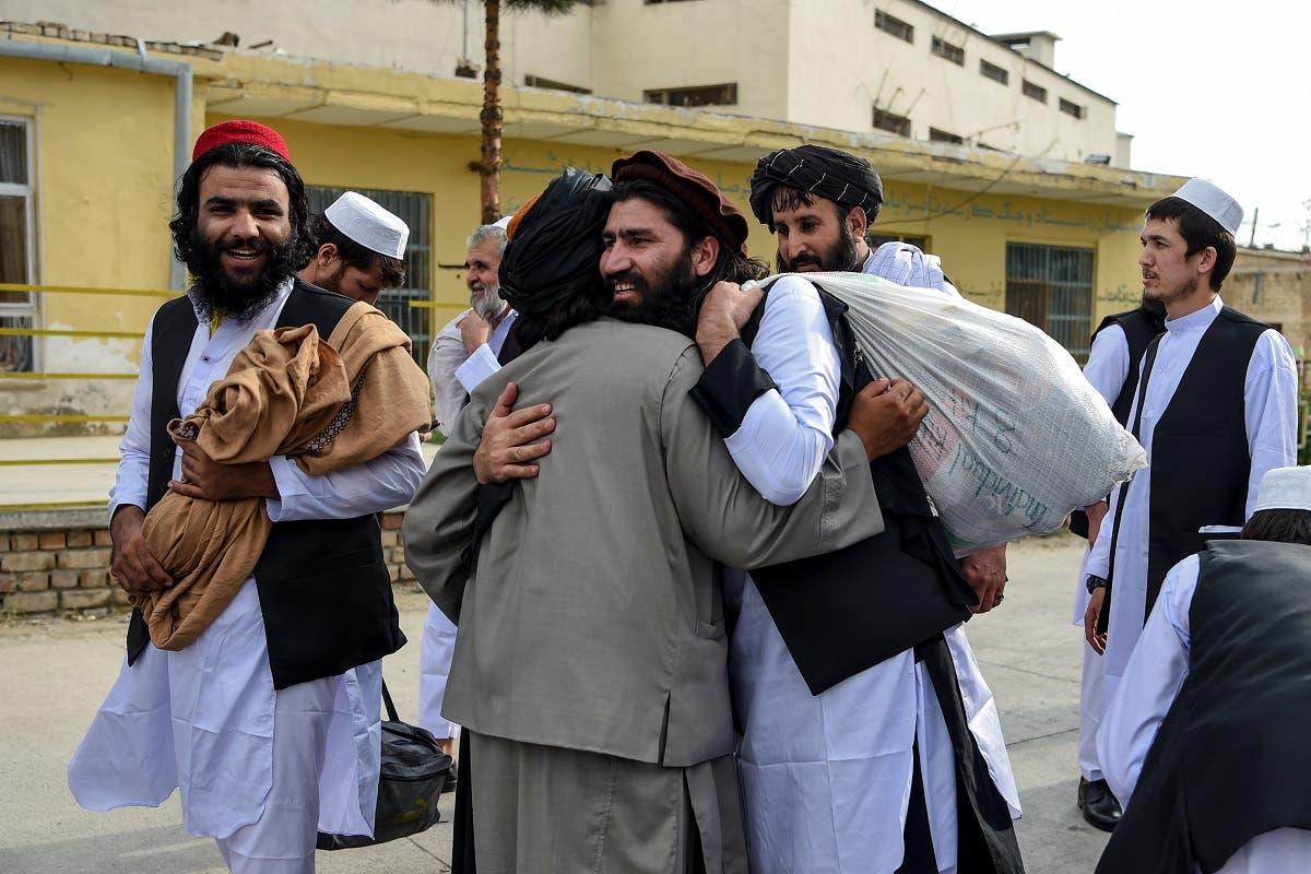 سجناء من طالبان
