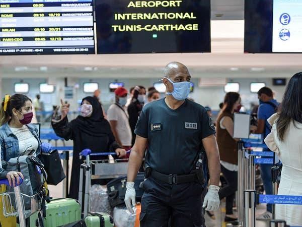 مع ارتفاع إصابات كورونا.. إغلاق مطار تونس قرطاج