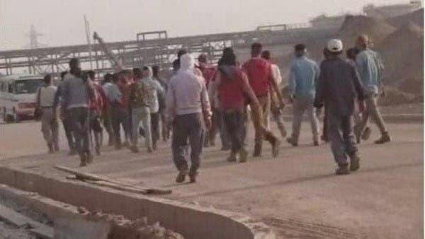 إيران.. إضراب عمال مصافي النفط مستمر