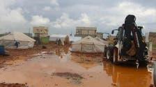 اليمن.. السيول تجرف مساكن مئات النازحين