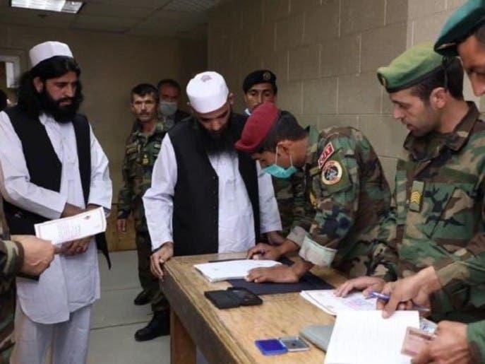 دولت افغانستان 317 زندانی دیگر طالبان را آزاد کرد