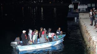 نفاد أماكن الحجر للمهاجرين القادمين من تونس إلى إيطاليا