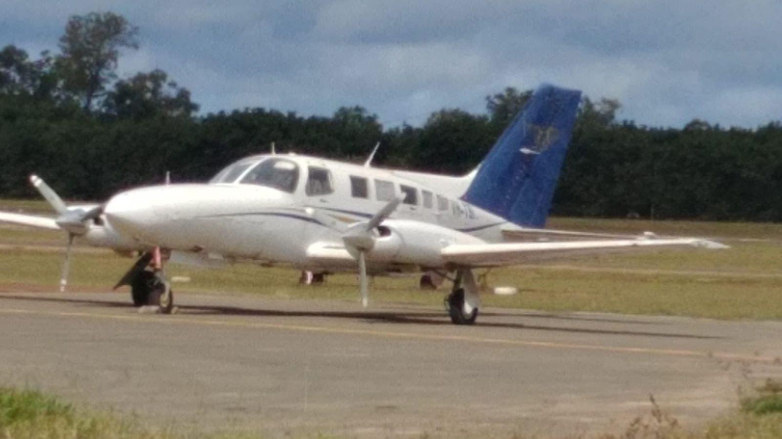 الطائرة التي كانت ستحط بالمخدرات في أستراليا
