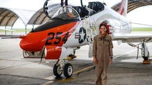 نخستین خلبان زن سیاه پوست هواپیماهای جنگنده نشان «بالهای طلایی» گرفت