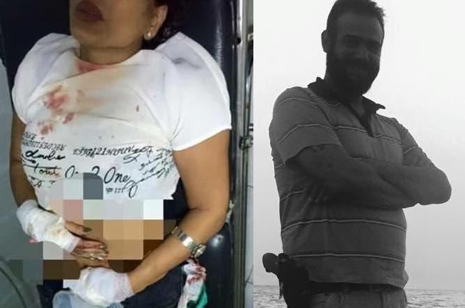 كرام الأسد وزوجة خاله فاطمة مسعود الأسد