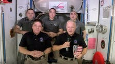 SpaceX Crew Dragon hatch sealed, ready to depart ISS, says NASA