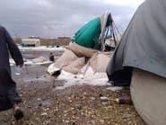 اليمن.. 2200 نازح باتوا بدون مسكن بسبب السيول