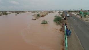 السيول تحاصر آلاف المنازل في الخرطوم